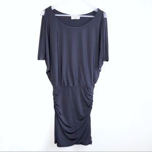 Velvet by Graham & Spencer Cold Shoulder Dress